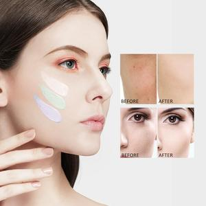 Image 3 - ZEESEA Base Face Foundation Cream Full Coverage Concealer Oil control Easy To Wear Soft Professional Makeup Foundation Full 30g