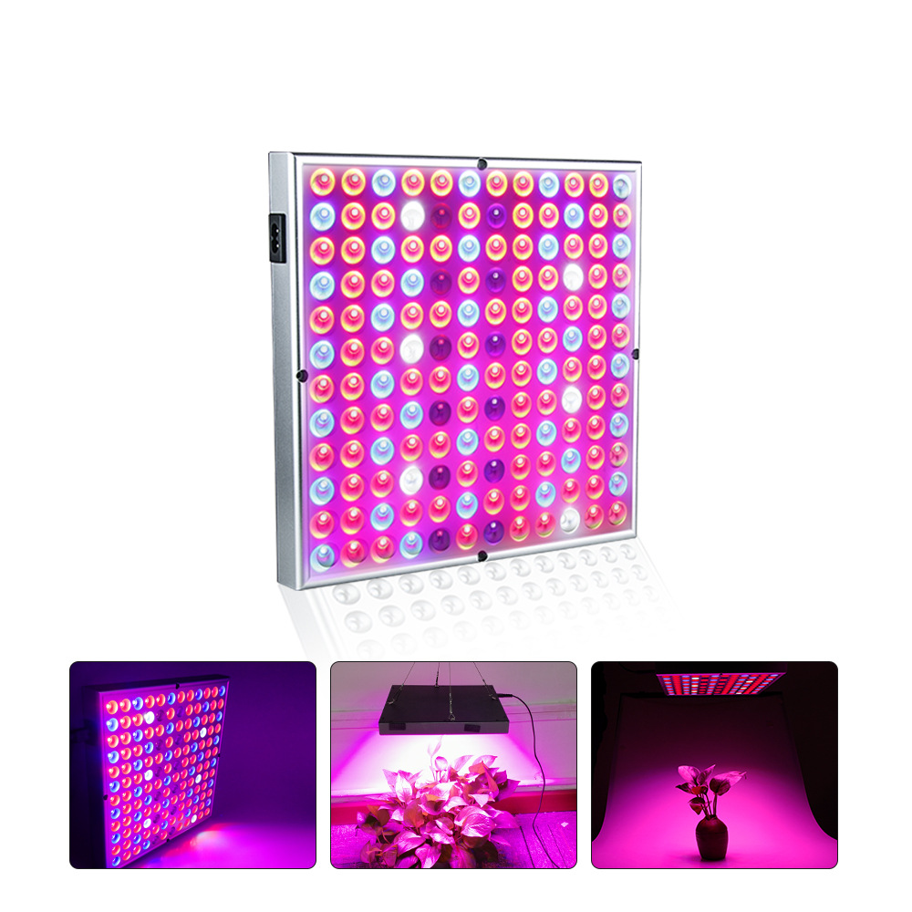 LED Grow Light 45W 25W Full Spectrum Plant Lighting For Indoor Greenhouse Tent Phyto Lamp Plants Flowers Seedling Cultivation