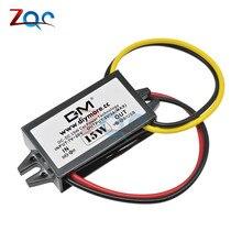 Однолинейный выход DC-DC преобразователь регулятор 15 Вт 12 В до 5 В 3 А Макс понижающий адаптер питания низкий нагрев авто защита