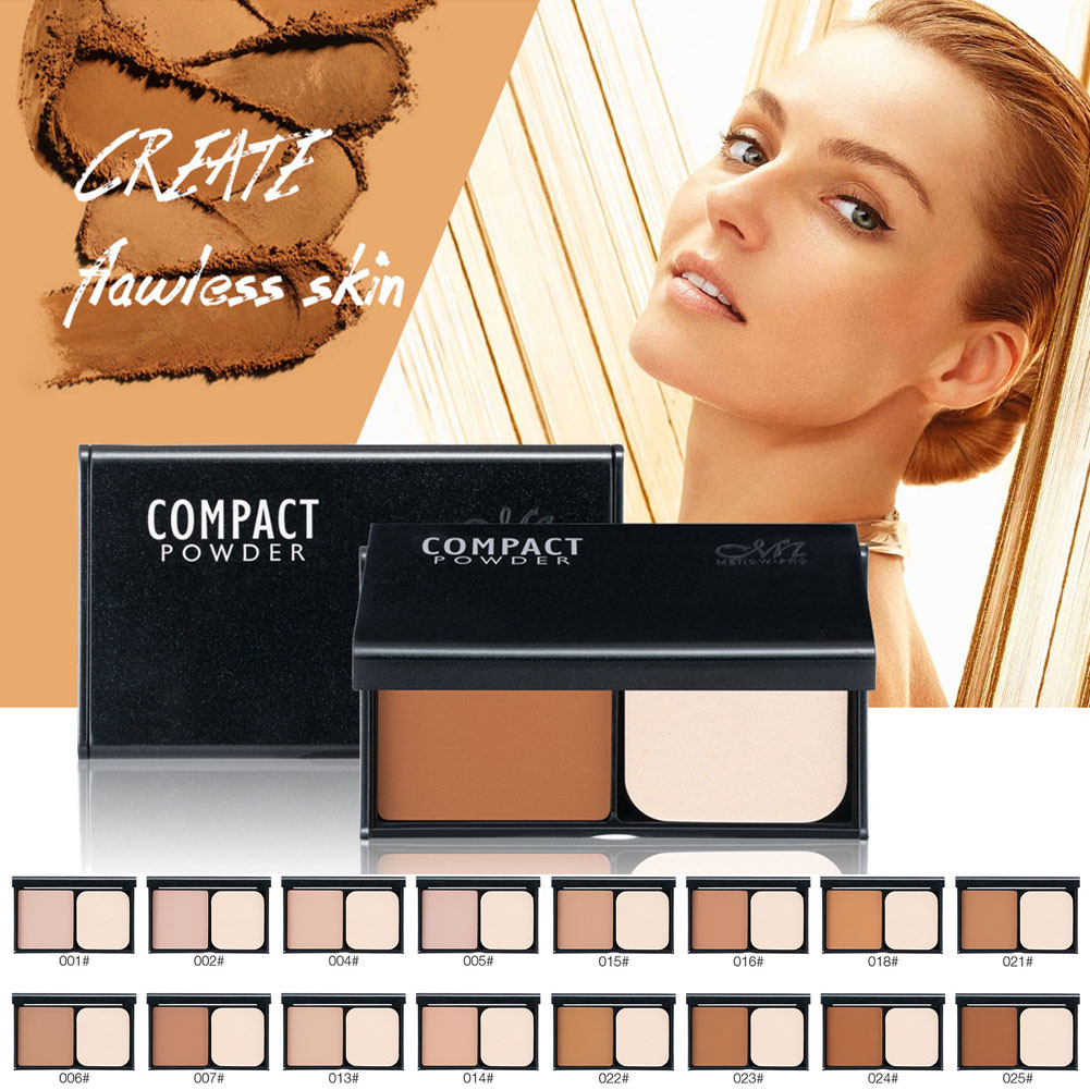Concealer Makeup Contour Kit Cosmetics Highlighter Make Up Base Press Powder Foundation EY669 image