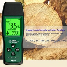 Handheld Two Pins LCD Digital Wood Moisture Meter , Humidity Tester Timber Damp Detector Paper Moisture Meter Test Range 2%~70% post modern pendant lamps clear glass kitchen hanging lamps dining room light fixtures creative art deco loft pendant lights led