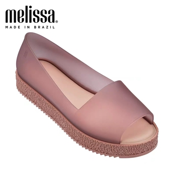 Melissa Puzzle 2020 New Women Flat Sandals Brand Jelly Melissa Shoes For Women Solid Sandals Female Jelly Shoes Mulher
