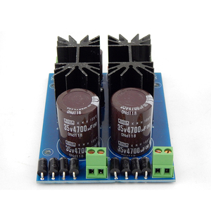 Image 5 - Hifivv audio Lt1084cp linear power supply HIFI linear power supply dual output linear power supply board high power linearity
