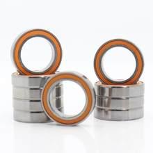 6701rs rolamento ABEC-3 (10 pces) 12x18x4mm seção fina 6701-2rs rolamentos de esferas 61701rs 6701 2rs com laranja selado