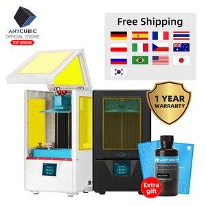 Image 1 - ANYCUBIC 3Dเครื่องพิมพ์Photon Sด่วนSlice Matrix UV 405nm Dual ZแกนSLA 3dเครื่องพิมพ์PhotonSอัพเกรดโมดูล