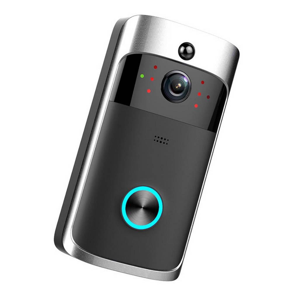 NEW Smart Home M3 Wireless Camera Video Doorbell WiFi Ring Doorbell Home Security Smartphone Remote Monitoring Alarm Door Sensor