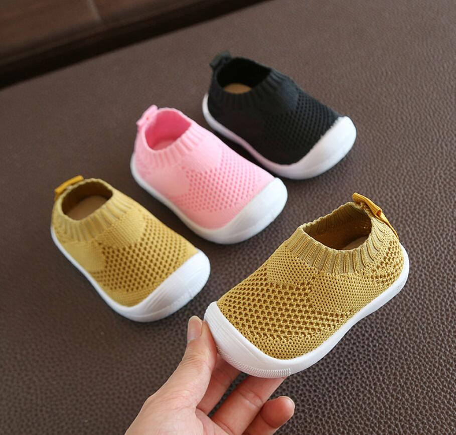 Autumn Newborn Shoes Girl Boy Toddler Shoes Infant Casual Running Shoes Soft Bottom Comfortable Children Sneaker Baby Boy Shoes