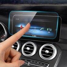 dashboard dacoration Film For 2019 mercedes w205 amg Mercedes c class accessories interior trim benz c63