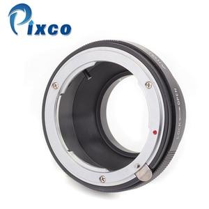 Image 3 - Pixco Ni(G) N1 Built In Iris Control Lens Adapter Suit For Nikon F Mount G Lens to Nikon 1 Camera
