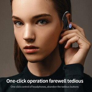 Image 4 - Caletop auriculares TWS, inalámbricos por Bluetooth, auriculares para correr, auriculares HiFi con sonido 8D, Emparejamiento automático, reducción de ruido inteligente