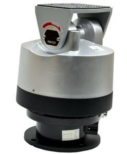 Image 2 - 24v AC Outdoor Pan Tilt Motor for CCTV Cameras 18kg Pan Tilt Rotor with rs 485