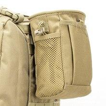 Молл система охоты Тактический Журнал свалку сумка, утилизация талии пакет мешки для патронов страйкбол военные аксессуары сумка
