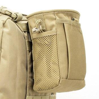 Molle sistema Caza Revista táctica bolsa militar reciclar cintura paquete munición bolsas Airsoft militar accesorios bolsa