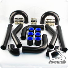 UNIVERSAL TURBO BOOST INTER PIPE KIT 2,25
