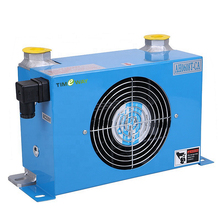 Air Cooler AH0608T-CA Hydraulic Heat Sink Air Cooling Hydraulic Oil
