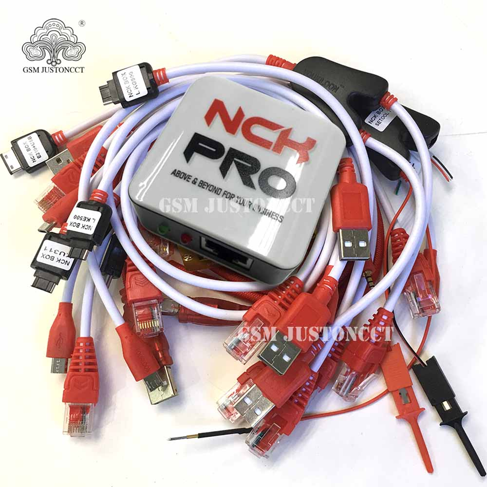 2020 Newest Version Original NCK Pro Box NCK Pro 2 Box ( Support NCK+ UMT 2 In 1) New Update ForHuawei Y3,Y5,Y6