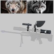 Купить с кэшбэком Hot Selling Upgrade Outdoor Hunting Optics Sight Tactical digital Infrared night vision riflescope use in day and night