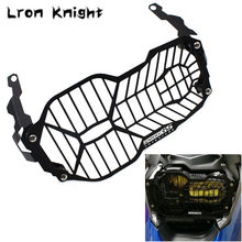 For BMW R1200GS R 1200 GS GSA R1250GS LC Adventure Motorcycle Accessories Headlight Protector Grille Guard Cover Motor Parts(China)