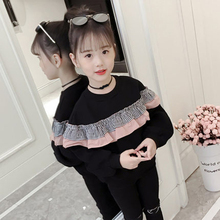 Kids Baby Girl Sweatshirts Clothes Long Sleeve