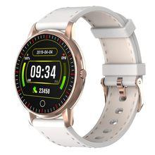 Водонепроницаемые Смарт часы для мужчин и женщин пульсометр