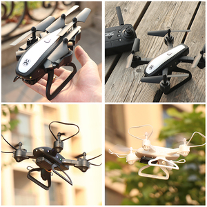Image 2 - KY909 Folding Drone 4K with Camera HD Photography plane selfie Quadcopter One key return Optical flow WIFI FPV drones Mini Dron