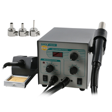 Rework-Station Desoldering Soldering-Station-Lead-Free Hot-Air Quick-706w Bga-Repair