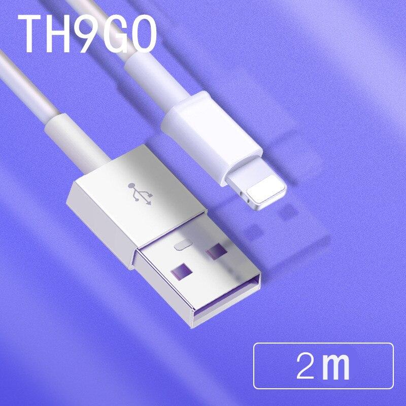 Кабель USB Type-C TH9GO, 5 А, кабель для быстрой зарядки для iPhone, APPLE, шнур передачи данных, зарядное устройство USb c для Huawei P20 Pro, Xiaomi