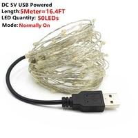 USB DC5V-5M