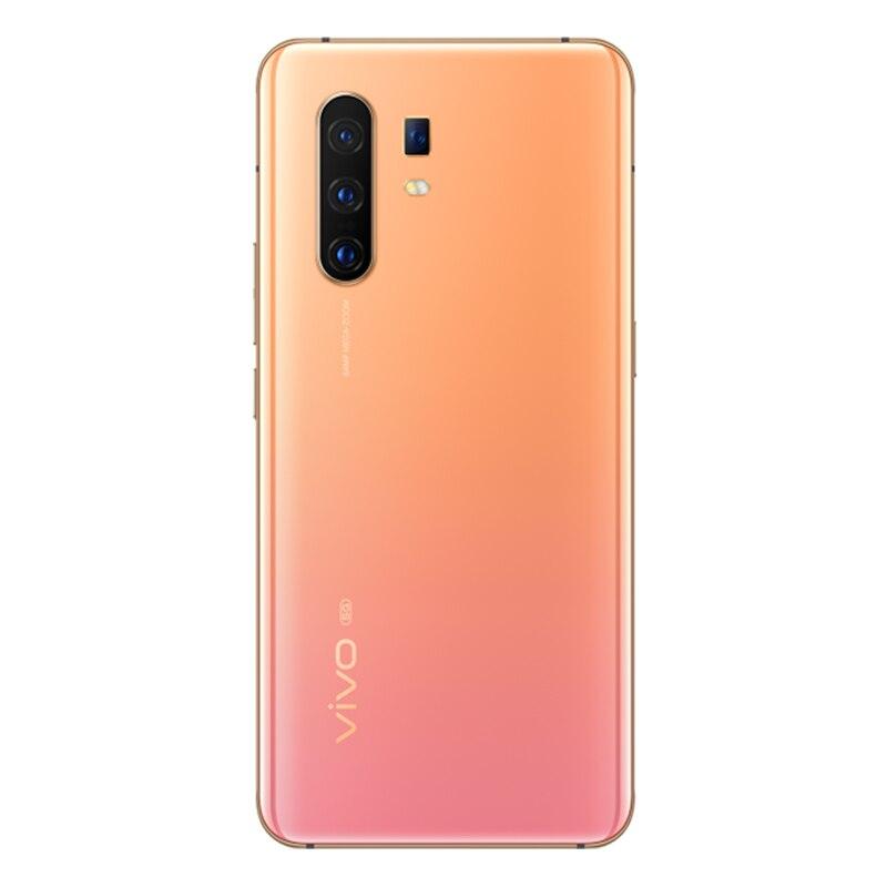 Originale Vivo Pro 5G Del Telefono Mobile 6.44 Pollici X30 Hdr 8 Gb + 128 Gb Exynos 980 Octa core Android 9.0 Quad Telecamere 4350 Mah Smartphone - 4