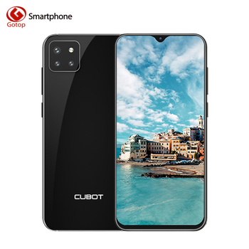 CUBOT X20 Pro 4G Smartphone 6GB+128GB 6.3 inch Android 9.0 12.0MP + 20.0MP + 8.0MP Rear Camera 4000mAh Face ID Mobile Phone