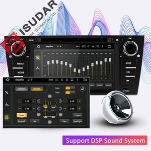 Image 3 - Isudar 2 דין אוטומטי רדיו אנדרואיד 9 עבור BMW/320/328/3 סדרת E90/E91/E92/e93 רכב מולטימדיה וידאו DVD נגן GPS ניווט DVR FM
