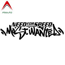 Aliauto Personality Car Sticker Need for Speed Most Wanted Accessories Vinyl Decal for Motorcycles Mazda Subaru Golf 4,16cm*4cm(China)