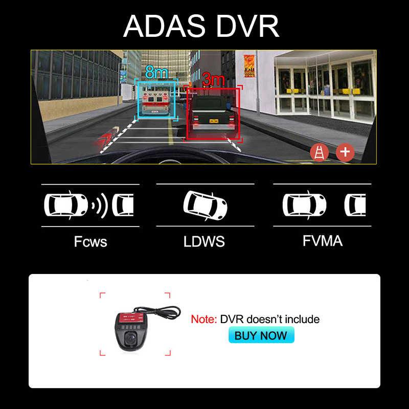 Navifly 2G + 32G DSP אוטומטי gps ניווט אנדרואיד 9 רכב רדיו סטריאו לדאקיה/הדאסטר/ sandero עם WIFI BT RDS 7708IC 1080P HD