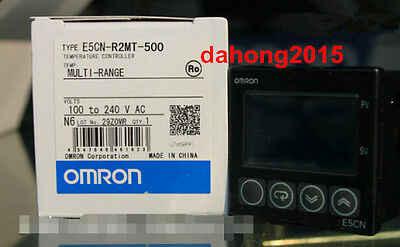 Omron Temperature Controller E5CN-R2MT-500 100-240VAC NEW
