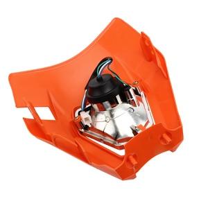 Image 3 - Motorcycle Universal Headlamp Lights Headlight For KTM EXC EXCF SXF XC XCW XCF XCFW 125 150 250 350 450 530 Dirt Bike Supermoto