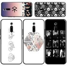 EXO группа k-pop kpop чехол для Xiaomi Mi Note 10 Lite 9 9T Pro A3 Max3 Крышка для POCO F2 Pro F1 X3 Coque