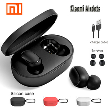 Bluetooth 5.0 XiaoMi AirDots Mini TWS Wireless Earphone In-Stock DSP Active Noise Cancellation