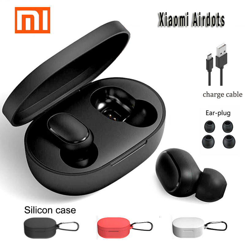 Bluetooth 5.0 XiaoMi AirDots <font><b>Mini</b></font> TWS Wireless Earphone In-Stock <font><b>DSP</b></font> Active Noise Cancellation Earbuds image