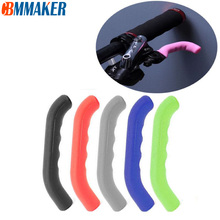 Cycling-Protection-Cover Lever-Cover Brake-Handle Mountain-Road-Bike MTB 2PCS Gel Fixed-Gear
