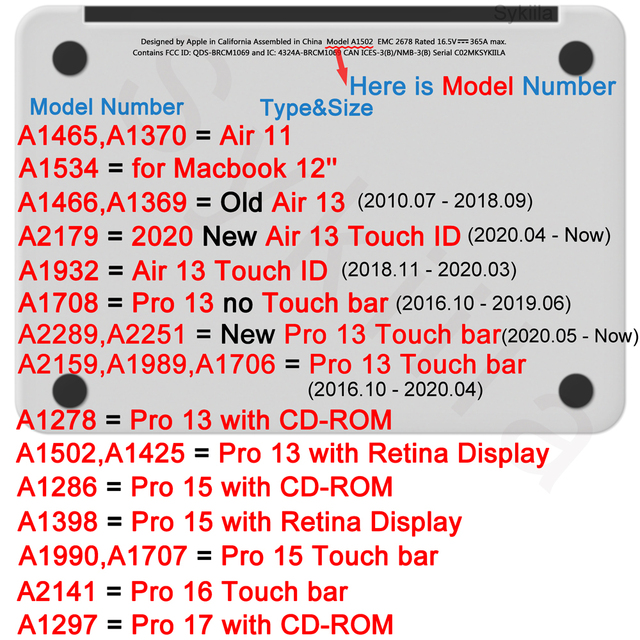 TPU Keyboard Cover for Macbook Air 11 12 13 Pro 13 15 16 17 Retina Thin Touch Matte Transparent Silicone Clear EU US A2179 2020