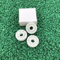 4pcs/10pcs 603 ZrO2 full Ceramic bearing  3x9x3 mm Zirconia Ceramic deep groove ball bearings 3*9*3