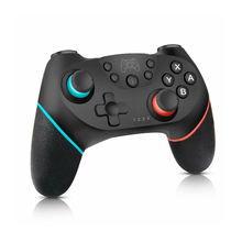 For Nintend Switch Pro NS-Switch Pro Game Console Gamepad Wireless Bluetooth Gamepad Joystick Game Controller with 6-Axis Handle alloyseed motion sensing game controller for taiko drum game drumstick kinect handle set hand grip gamepad for nintend switch ns