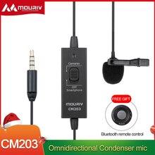 3.5mm wielokierunkowy mikrofon pojemnościowy z adapterem USB kompatybilny z PC i smartfonami, kamerą, kamerami Podcast YouTube