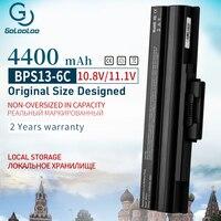 Golooloo 4400 mah bateria nova para sony bps13/b bps13/q VGP BPS13B/b VGP BPS13A/b VGN AW71JB VGN AW80NS VGN AW82DS|4400mah battery|battery vgp-bps13|battery 44 -