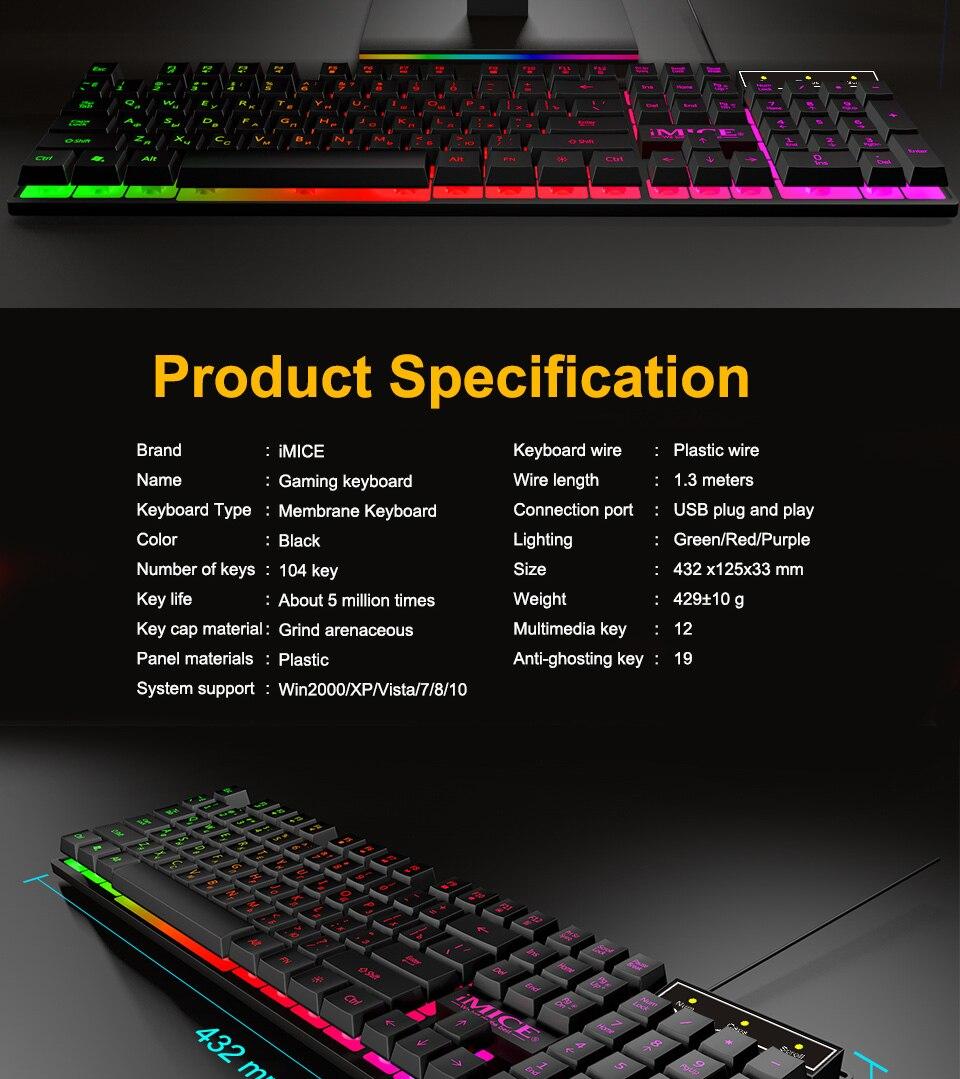 Gaming Keyboard – SegaMall online shop