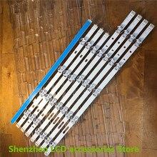 """5set=40pcs led strip New For LG innotek DRT 3.0 47"""" A B Type 6916L 1779A 1780A 1948A 1949A 1961A 1962A 1715A 1716A 100%NEW"""