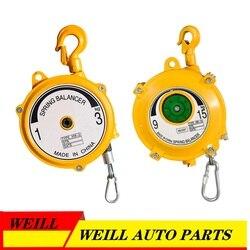 15-22kgMechanical obciążenie masa sprężyny stabilizator/wiosna równoważenia obciążenia do zastosowań przemysłowych wiosna wiszące narzędzia równoważenia