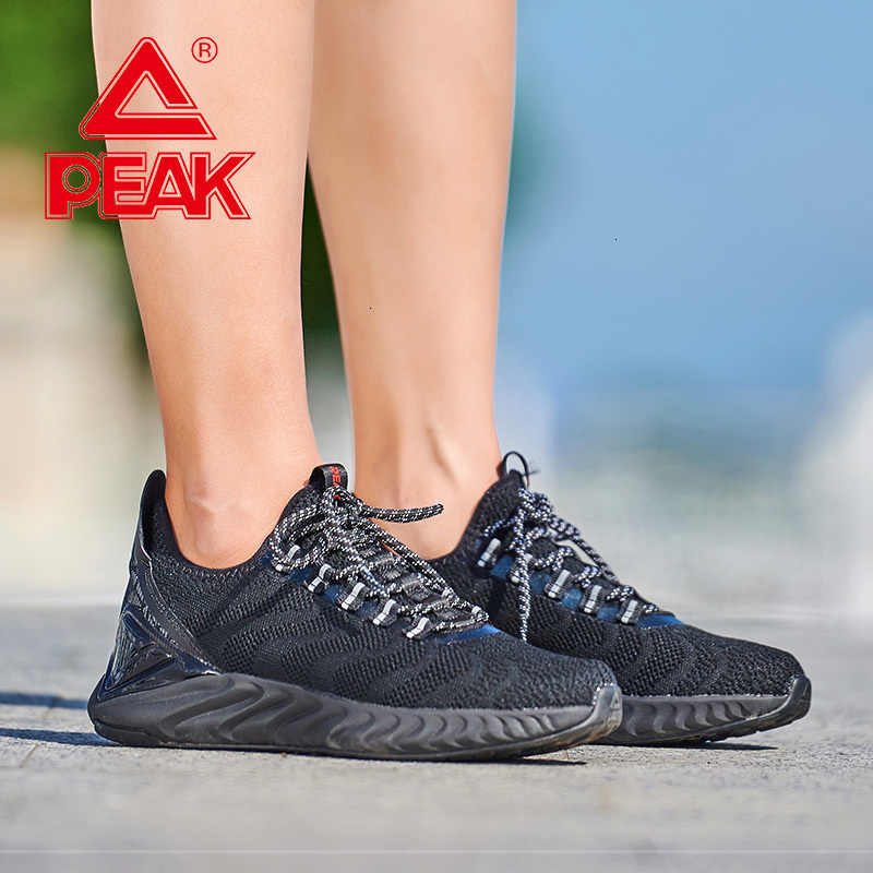 שיא אוויר רשת נשים גברים קל משקל חיצוני ספורט ריצת נעלי זוגות לנשימה רך אתלטיקה ריצה ספורט Sneaker נעליים