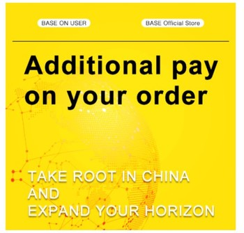 one Additional pay on your order ( Use for change shipping way / add product / change product ) image