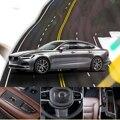 Аксессуары для Volvo 2017-2019 S90 S90L  стикеры на руль из углеродного волокна  украшение интерьера автомобиля  Стайлинг автомобиля